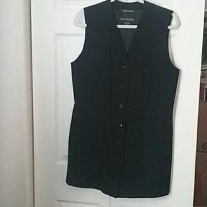 Banana Republic long suit vest